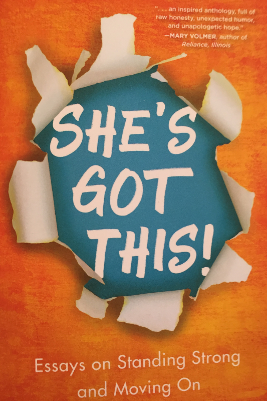 she's got this!